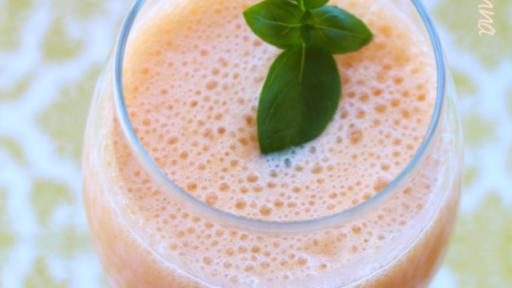 Smoothie Amande et Abricot