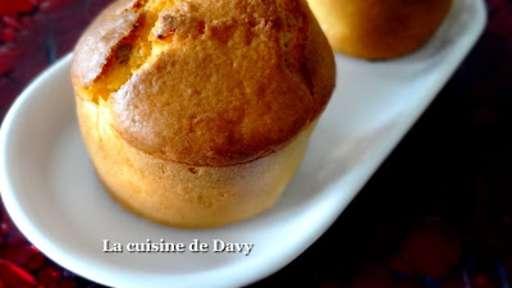 Muffin abricot et pistache