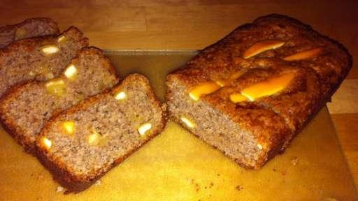 Cake aux agrumes confits