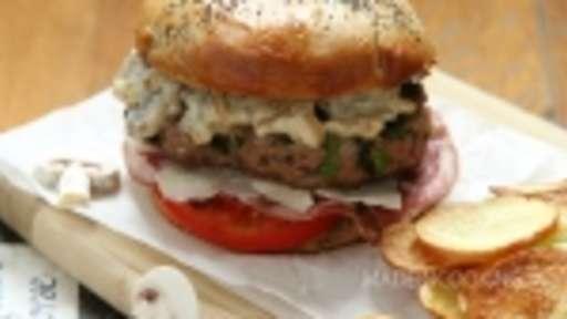 Burger à la corse