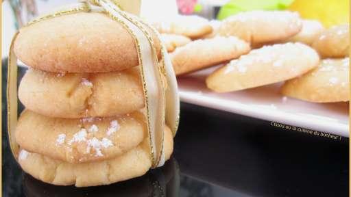 Cookies au citron