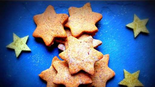 Recette de biscuit de noel au gingembre