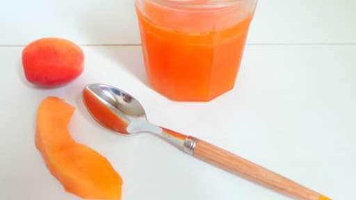 confiture abricot et melon