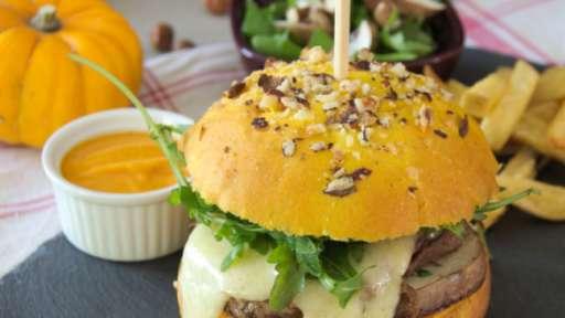 Le burger automnal