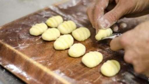 Gnocchis inratables de Daniele Raimondi