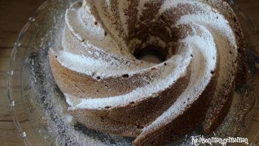 Gâteau ultra facile à la fève tonka