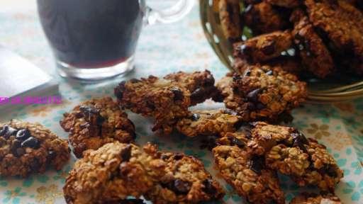 Cookies healthy mais gourmands....