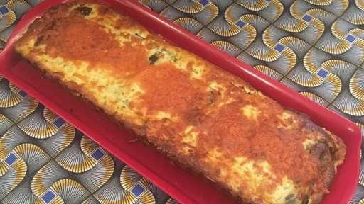 Ma tarte courgettes ricotta oseille