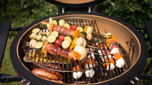 La cuisine au barbecue