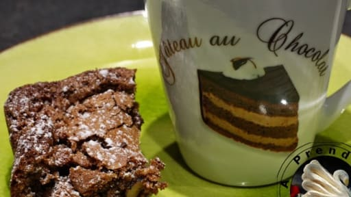 Brownies praliné noisettes