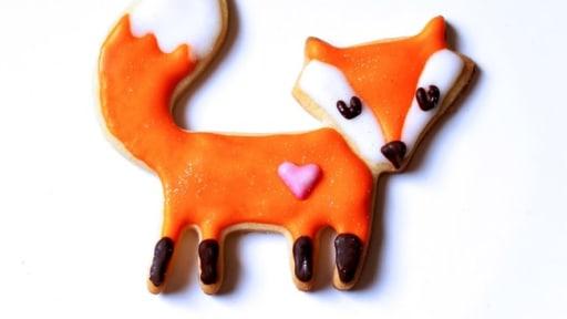 Biscuits sablés Foxy