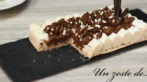 Gâteau Croustil Moelleux Au Chocolat Recette Par Zeste