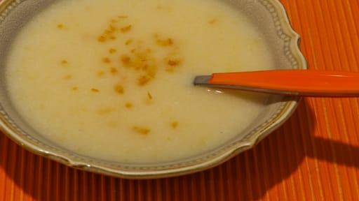 Soupe De Chou Fleur A L Orange Recette Par Kilometre 0