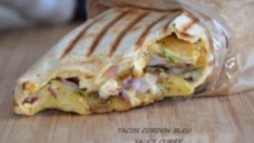 Tacos Lyonnais à La Sauce Gruyère Recette Par Sarah