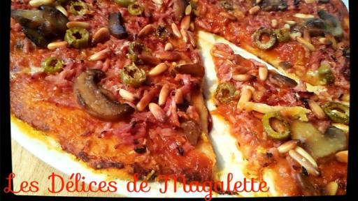 Pizza Magalette