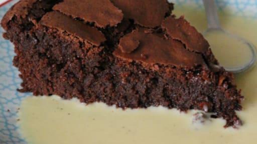 Moelleux Au Chocolat Et Lait Ribot Recette Par Petit Bec Gourmand