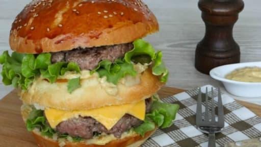 Big Mac maison et sa sauce mythique