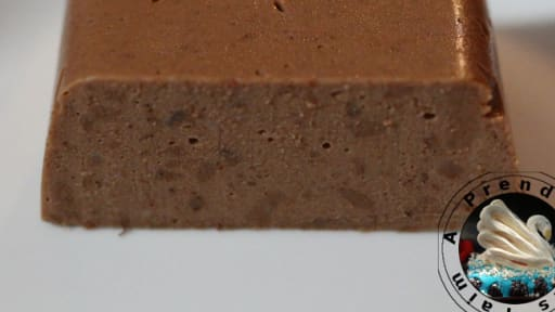 Terrine marrons chocolat sans gluten