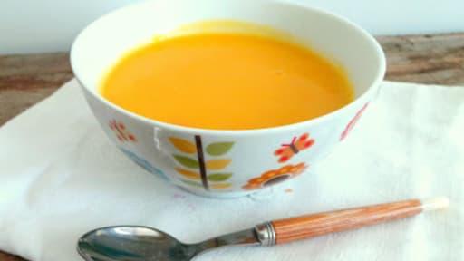 Soupe D Hiver Poireaux Pommes De Terre Carottes Panais Recette