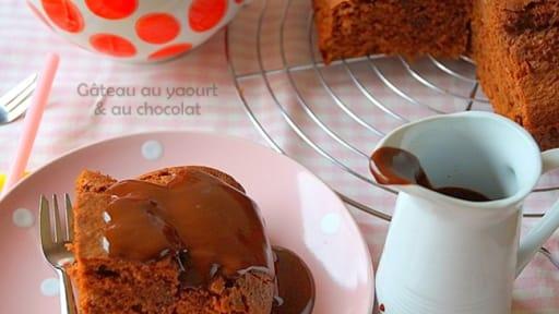 Gateau Au Yaourt Chocolat Ultra Moelleux Recette Par