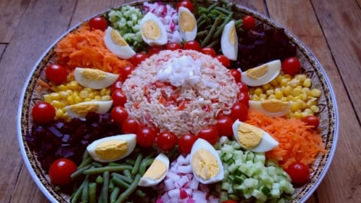 recette salé marocaine