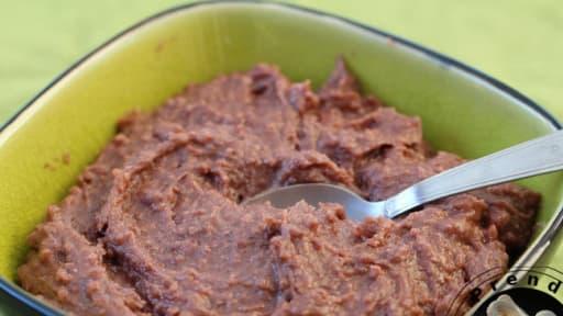 Purée de haricots rouges sucrée: Anko