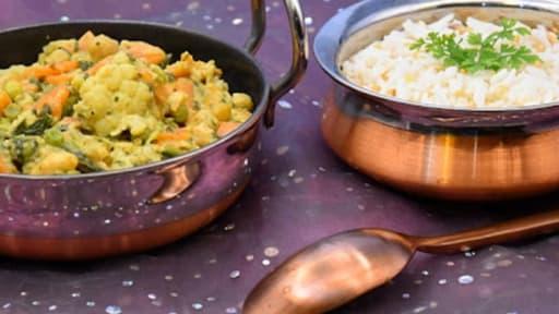 Curry De Legumes A La Pate De Noix De Cajou Recette Par Massacre A