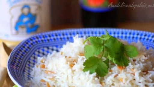 Riz pilav turc