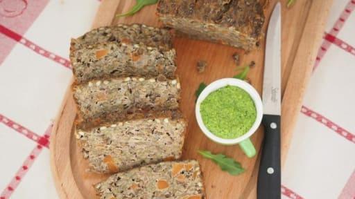 Terrine Végétarienne De Lentilles Recette Par Valérie Du Blog - Cuisine végétarienne blog
