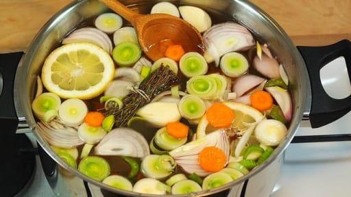 Comment faire des courts-bouillons qui ont du goût
