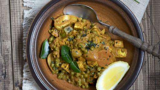 Curry du placard