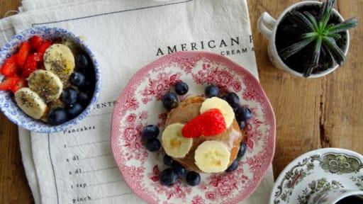 Porridge et Pancakes aux graines de Chia
