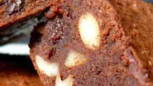 Brownies Choco Cajou