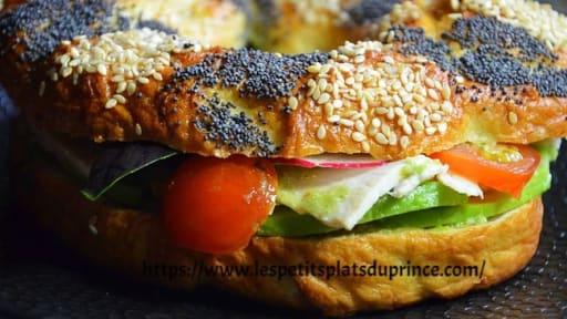 Avocado Bagel, le sandwich en anneau très tendance !