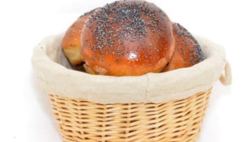 Brioches aux graines de pavot