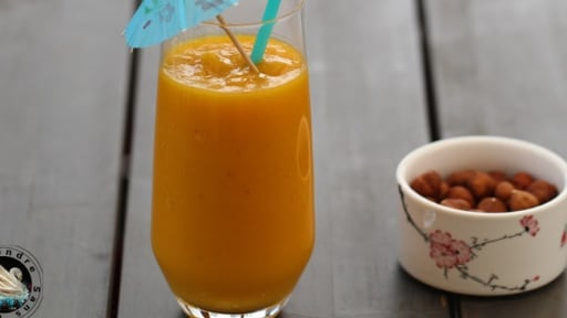 Smoothie vitaminé aux fruits
