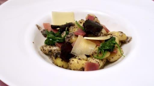 Gnocchis aux truffes