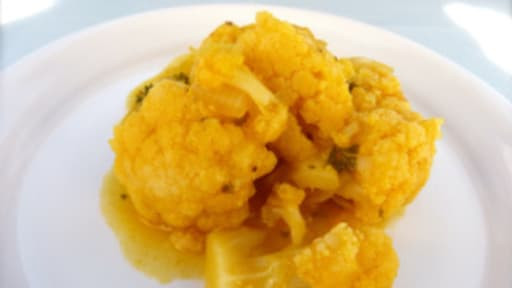 Chou Fleur Au Jus De Carottes Et Orange Recette Par Tasting Good