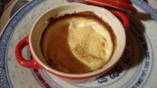 Cocotte de pétoncles au vin blanc et à la crème