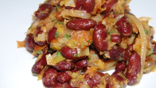 Haricots Sautes Recette Par Tchop Afrik A Cuisine