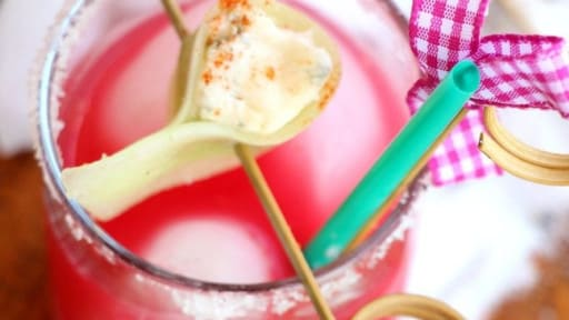 Red-Pink Vodka