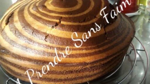 Gâteau tigré de Lorraine Pascale