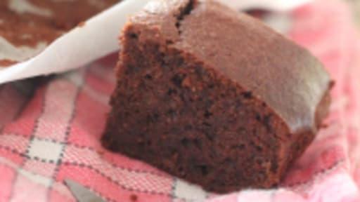 Moelleux au chocolat de Marie Chioca