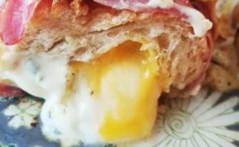 Carnage de gras au 3 fromages du petit frère