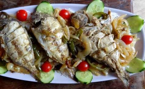 Yassa au poisson
