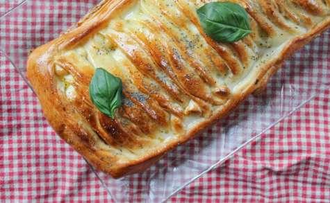 Italian stromboli, la pizza revisitée