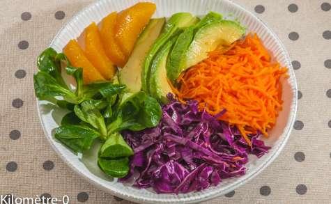 Buddha bowl d'hiver vitaminé