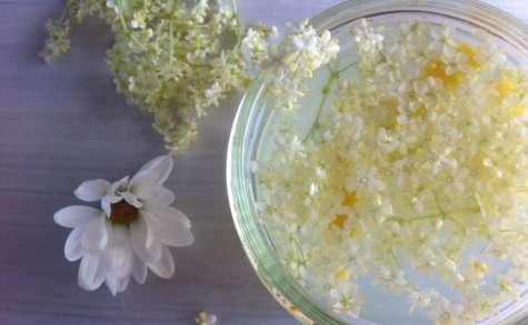 Pétillant ou limonade de fleurs de sureau