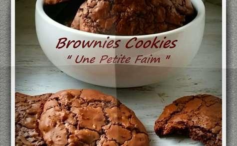 Brownies cookies ( 1ère version )