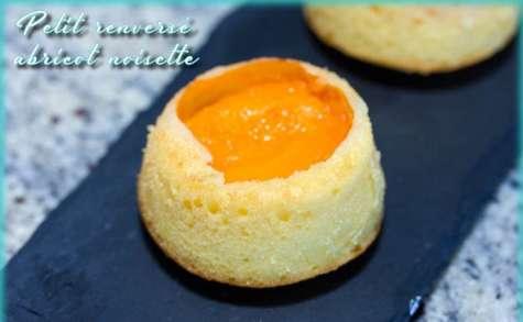 Petit renversé abricot noisette